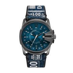 Diesel Master Chief Two-Hand Date Denim Watch - DZ1950