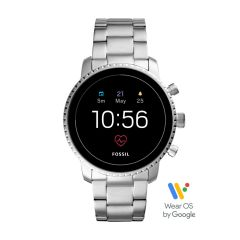 Gen 4 Smartwatch Explorist HR Stainless Steel - FTW4011