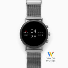 Smartwatch - Falster 2 Gray Magnetic Steel-Mesh - SKT5105