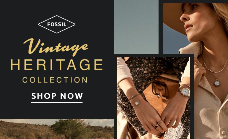 Fossil Vintage Heritage