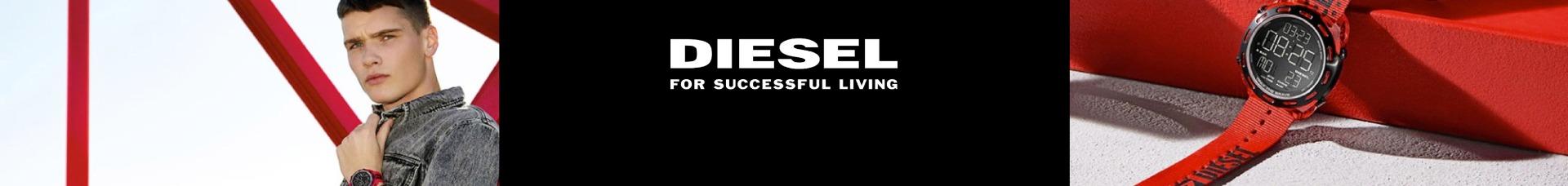 diesel Brand Banner