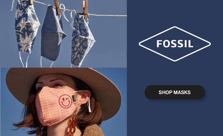Fossil Masks